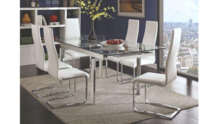Waller Extendable Modern Table