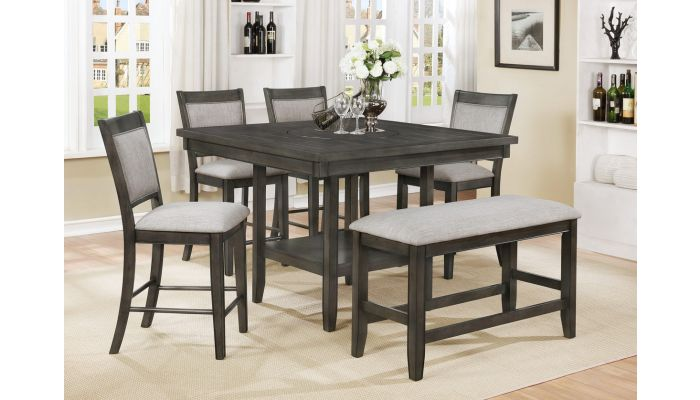 Wexford Counter Height Dining Table Set