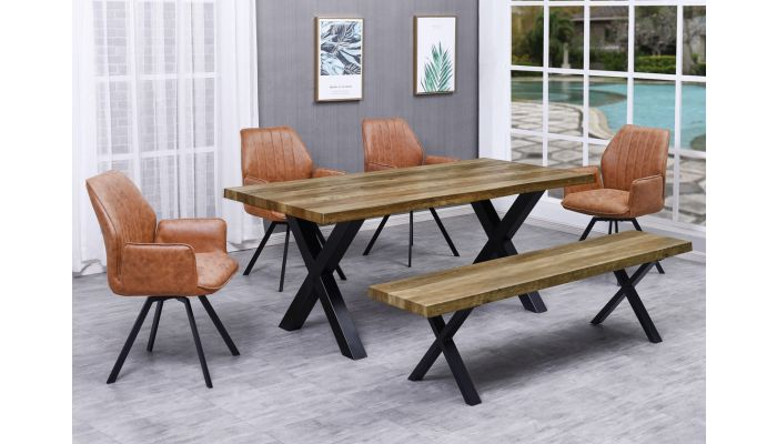 Woodmoor 6-Piece Dining Table Set