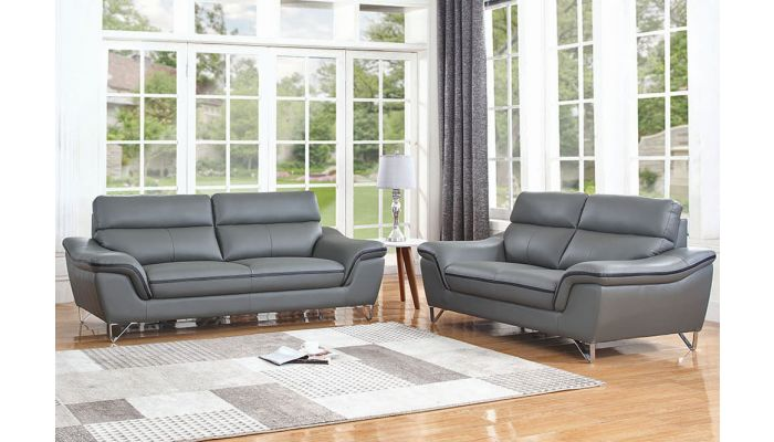 Wraith Gray Living Room Collection