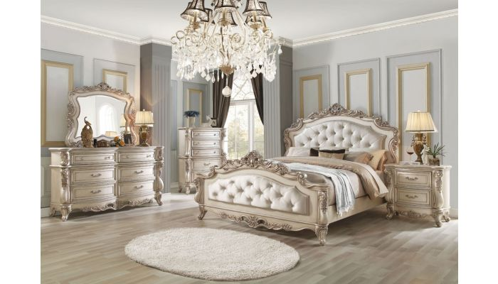 Zenna Traditional Style Bedroom Collection