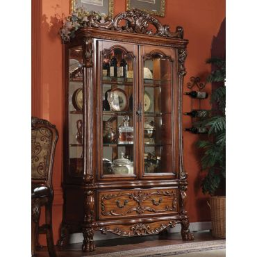 Dresden Traditional Style Curio