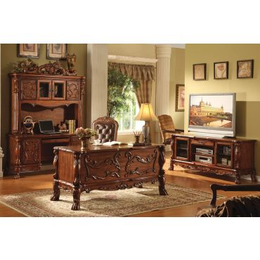 Dresden Traditional Style Home Office