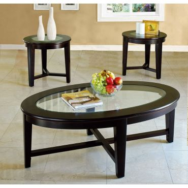 Kort Contemporary Coffee Table