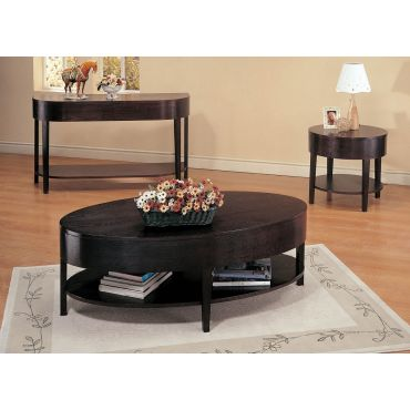 Oval Shape Coffee Table C 3941