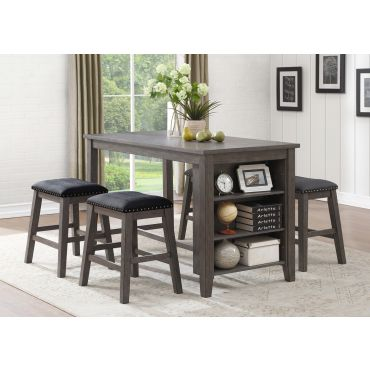 Abelone Pub Table Set