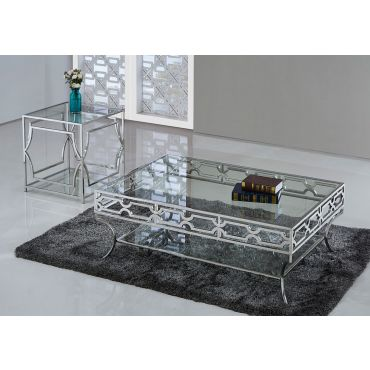 Abigail Modern Coffee Table