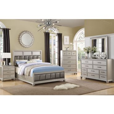 Abramo Contemporary Bedroom Furniture