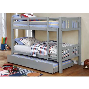 Adam Twin Over Twin Bunkbed