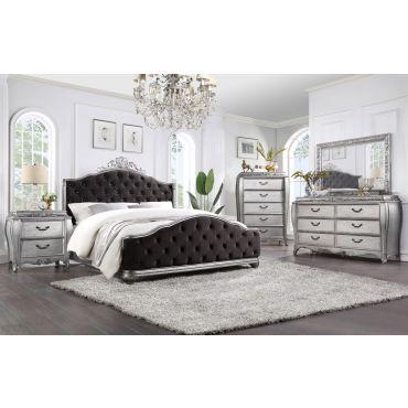 Akins Transitional Bedroom Furniture