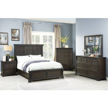 Akins Transitional Bedroom Furniture
