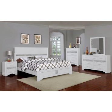 Alaia Modern Bedroom Collection