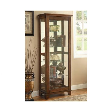 Alden Display Curio Cabinet