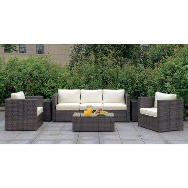 Aldis 4-Piece Outdoor Sofa Set