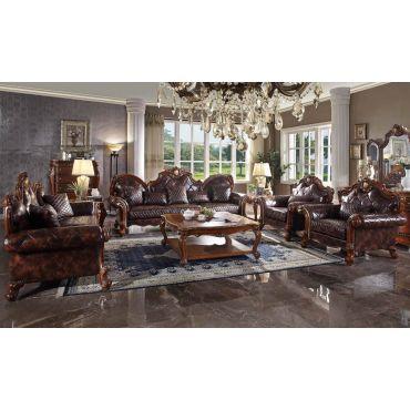 Alexandra Victorian Style Sofa Collection