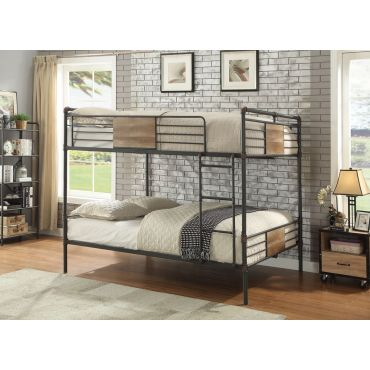 Alexia Queen Over Queen Bunk Bed