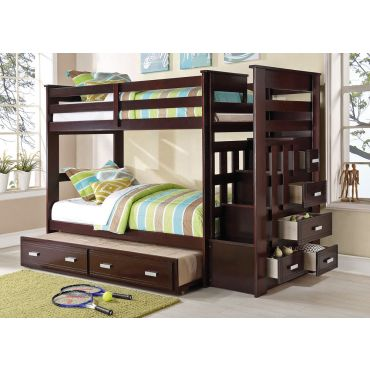 Allentown Twin Over Twin Bunkbed