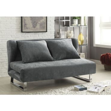 Almer Love Seat With Queen Sleeper