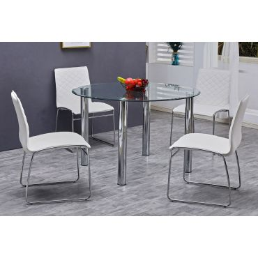 Alston Modern Dining Table Set