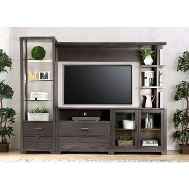 Altra Wall Unit Entertainment Center