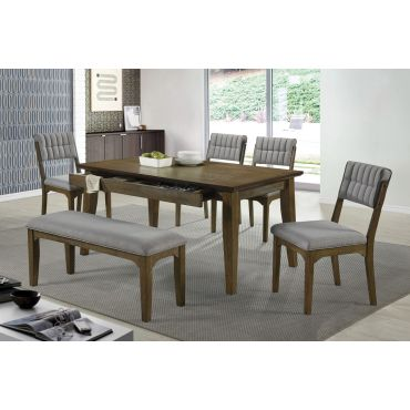 Alwyn Storage Dining Table Set