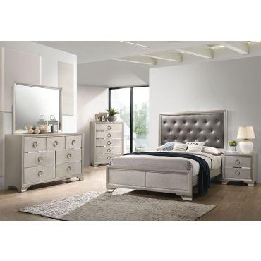 Amanda Modern Bedroom