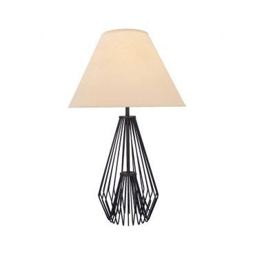 Anderson Matte Black Table Lamp