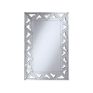 Angy Modern Wall Accent Mirror
