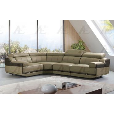Anjelica Modern Sectional Storage Chaise