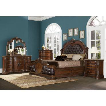 Ledelle Traditional Style Bedroom