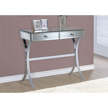 Archer Mirrored Console Table