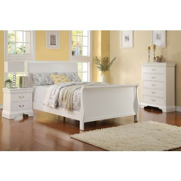 Ariela Youth Sleigh Bed
