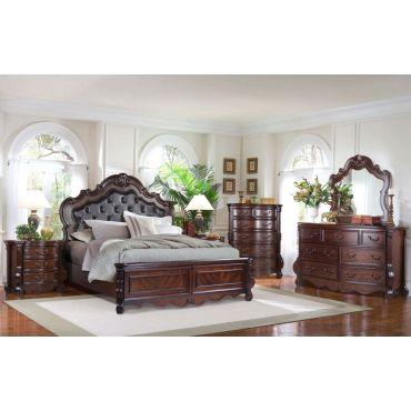 Artemis Traditional Style Bedroom Furniture