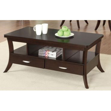 Ashington Coffee Table With Drawers