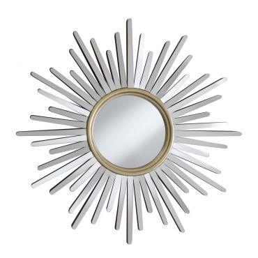Ashton  Modern Accent Wall Mirror