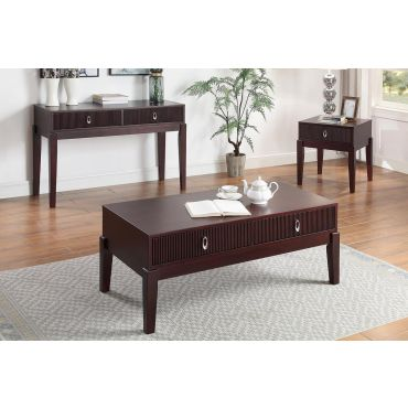 Aster Coffee Table With Drawers