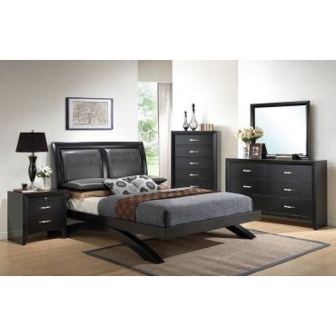 Astrid Modern Style Bedroom Collection
