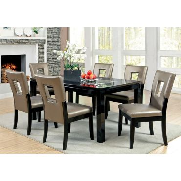 Atenna Contemporary Dining Table Set