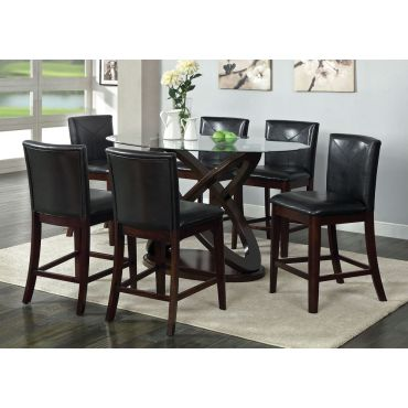 Atwood Counter Height Dining Table Set