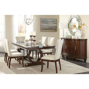 Aubriella Formal Dining Table Set
