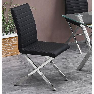 Axis Black Dining Chair