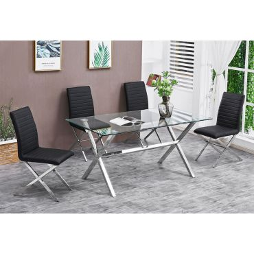 Axis Dining Table Set