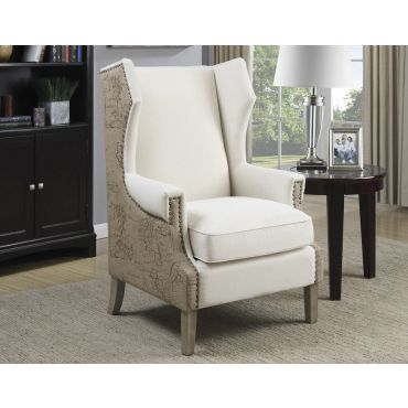 Azalea Contemporary Accent Chair