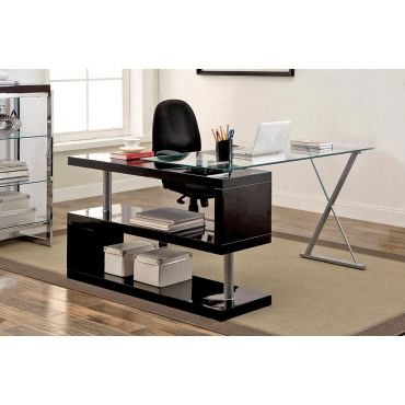 Baden L Shape Home Office Desk