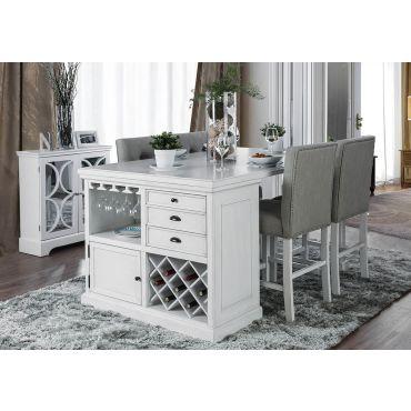 Balboa Counter Height Island Style Table