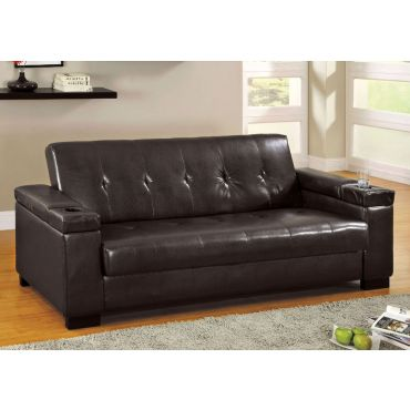 Ballwin Modern Futon With Storage