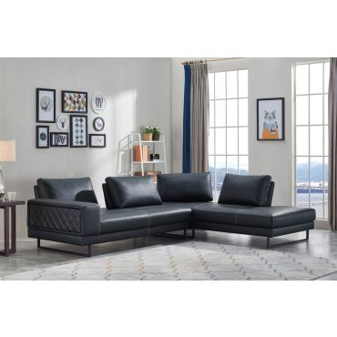 Bandera Sectional With Motion Backs