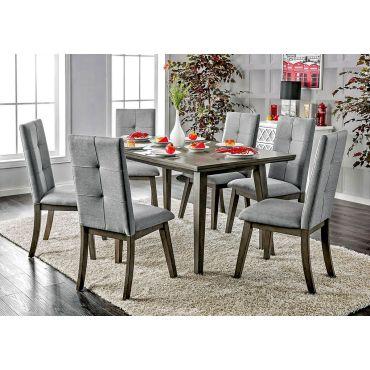 Bardolf Mid Century Modern Dining Table Set