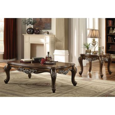 Bart Traditional Style Coffee Table