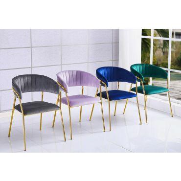 Batavia Velvet Dining Chairs